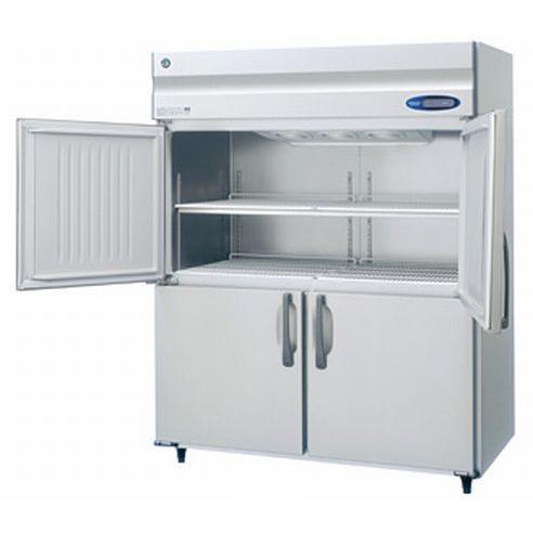 ホシザキ 冷凍庫インバーター4枚扉HF-150AT3-ML(HF-150ZT3-ML)(200V)受