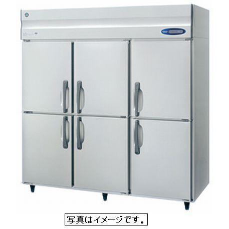 ホシザキ 冷凍庫 6枚扉 HF-180LAT3(HF-180LZT3) (200V)