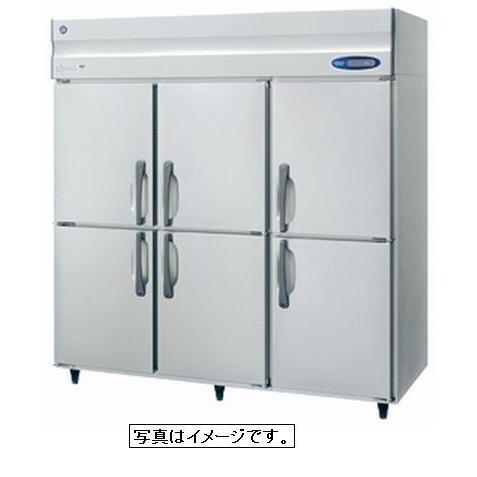 ホシザキ 冷蔵庫 6枚扉 HR-180LAT3(HR-180LZT3) (200V)