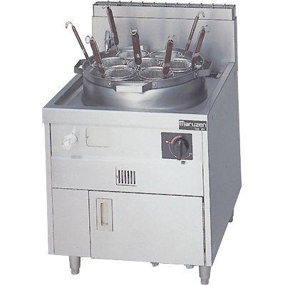 送料無料 新品 マルゼン ラーメン釜 ゆで麺機 MR-15M