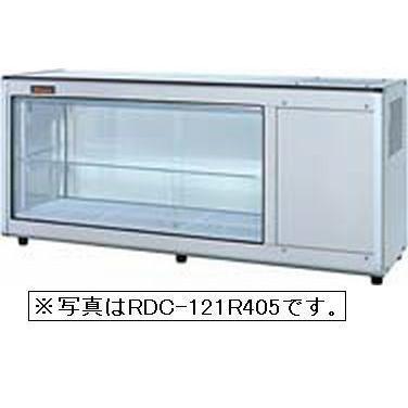 新品 ネスター 冷蔵ディスプレイケース(97L 左)RDC-121L405B