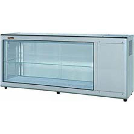 新品 ネスター 冷蔵ディスプレイケース(148L 右)RDC-151R356