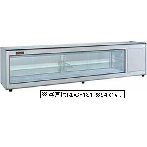 新品 ネスター 冷蔵ディスプレイケース(100L 左)RDC-181L354