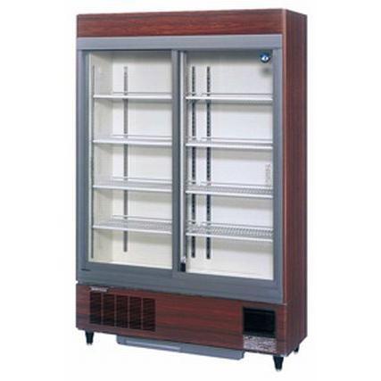 ホシザキ リーチイン冷蔵ショーケース(木目調)RSC-120CT-1B