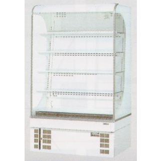 送料無料 新品 サンデン冷蔵ショーケース(オープン)(273L) RSG-G900BZ