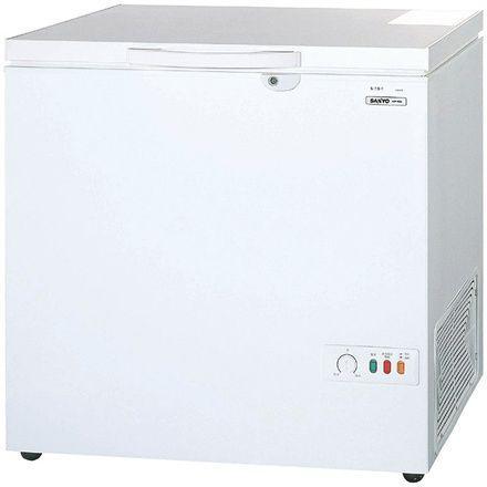 送料無料 新品 パナソニック(旧サンヨー) 冷凍ストッカー チェストフリーザー SCR-RH22VA