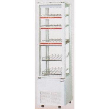 送料無料 新品 サンデン冷蔵ショーケース(HOT&COLD)(167L) SPAS-H532X