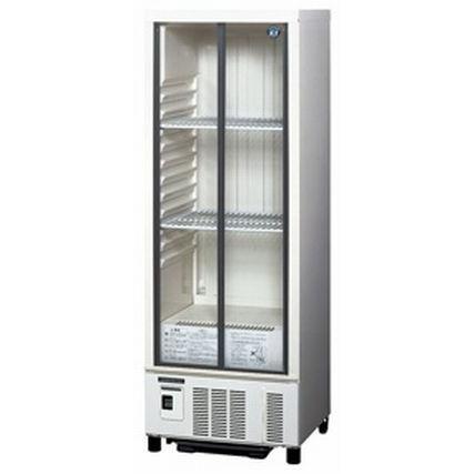 ホシザキ 冷蔵ショーケース 小型 スライド扉タイプ W485×D450×H1410 SSB-48CT2