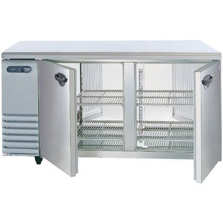 送料無料 新品 パナソニック(旧サンヨー) コールドパススルー冷蔵庫 SUR-GP1591B