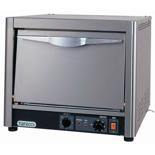 業務用 電気ピザオーブン TPO-3E3 3相200V・50Hz メーカー直送/代引不可(7-0670-0603)