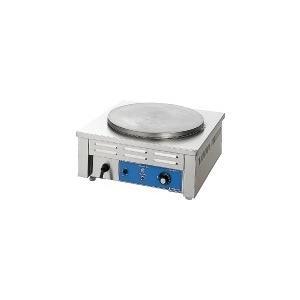 クレープ焼き器 クレープ焼き機 電気式クレープ焼器 CM-410H メーカー直送/代引不可(7-0915-0203)