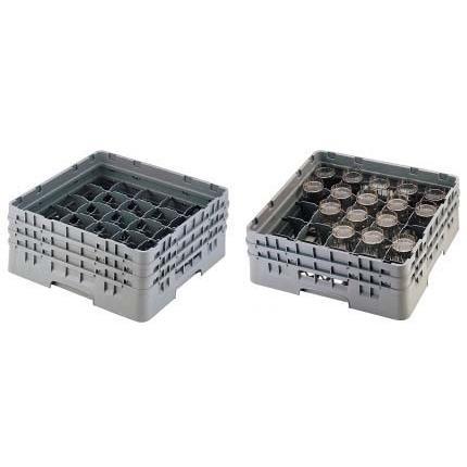 キャンブロ 25仕切 グラスラック 25G1238(7-1181-0306)