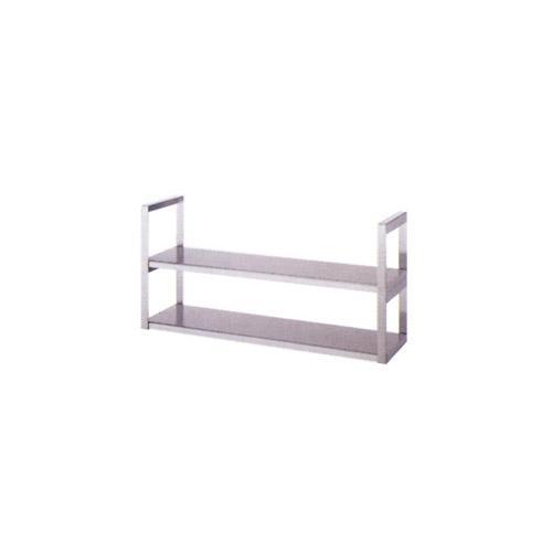 シンコー 吊下棚二段 SUS430平棚二段仕様 JFW−9025