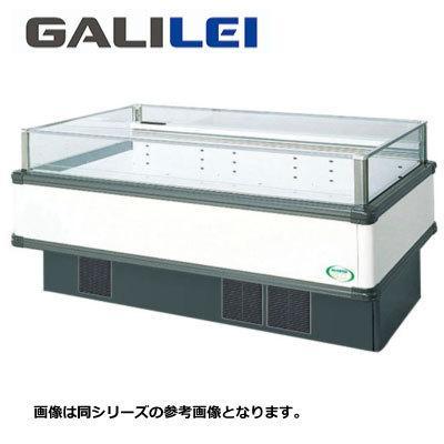 福島工業 フクシマ 冷凍機 内蔵型 アイランドショーケース IMC-65RWFSAX