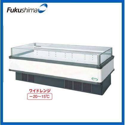 福島工業 フクシマ 冷凍機 内蔵型 アイランドショーケース IMC-85PWFTAX
