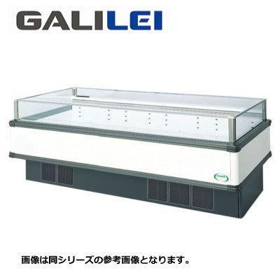 福島工業 フクシマ 冷凍機 内蔵型 アイランドショーケース IMX-85RWFSAX