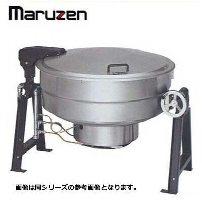マルゼン ガス回転釜 鋳鉄タイプ MKGS-T190