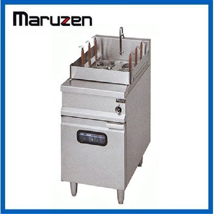 マルゼン ラーメン釜 電気角槽型 MREK-047