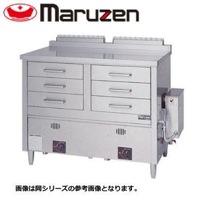 マルゼン 蒸し器 ドロワータイプ・ガス式 MUD-23C