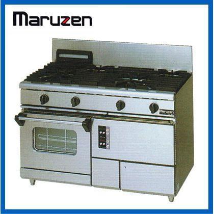 マルゼン NEWパワークックガスレンジRGR-1264XC