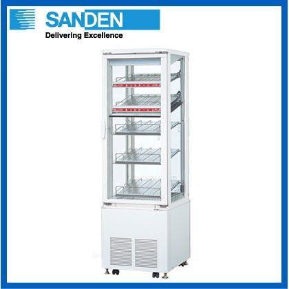 サンデン 冷蔵ショーケースHOT&COLD SPAS-H521XT
