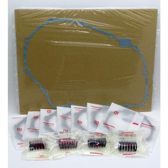 激安卸販売新品 Vツインマグナ MC29 ゼルビス MC25 MC20 永遠の定番 クラッチオーバーホールセット VT250スパーダ