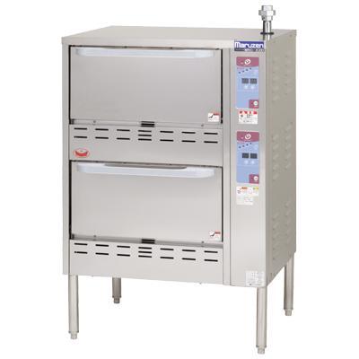 MRC-S2D マルゼン ガス立体自動炊飯器