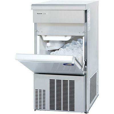 SIM-AS2500 パナソニック 現品 業務用 製氷機 キューブアイス製氷機 セル方式 ●手数料無料!! 25kgタイプ アンダーカウンタータイプ