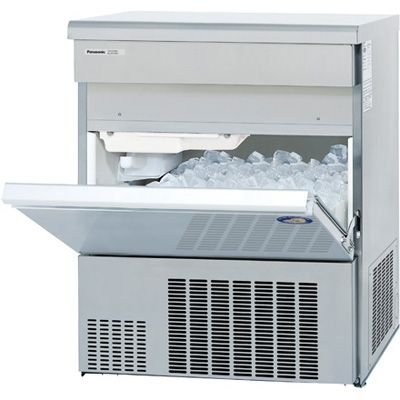 SIM-S5500B パナソニック 製氷機 バーチカルタイプ キューブアイス製氷機 55kgタイプ