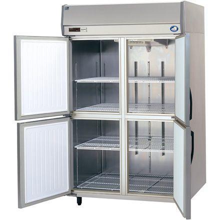 SRR-K1281 パナソニック たて型冷蔵庫 ピラー有り 業務用