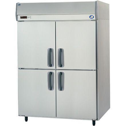 SRR-K1581 パナソニック たて型冷蔵庫 ピラー有り 業務用