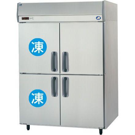 SRR-K1581C2 パナソニック たて型冷凍冷蔵庫 2室冷凍タイプ 業務用