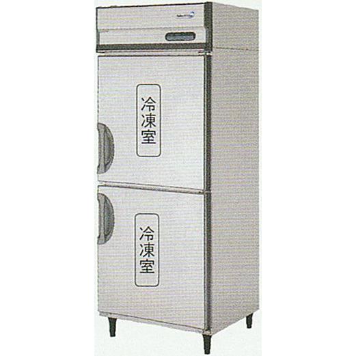 URD-082FMD6 フクシマ (福島工業) 業務用冷凍庫 タテ型冷凍庫