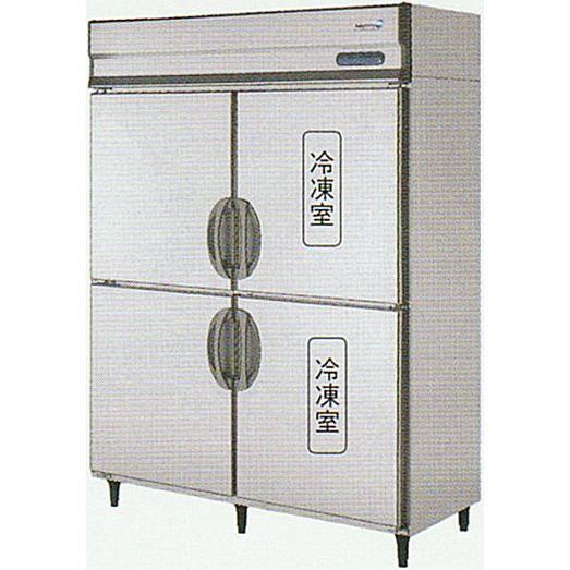 URD-152PM6 フクシマ (福島工業) 業務用冷凍冷蔵庫 タテ型冷凍冷蔵庫