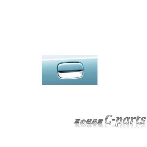 SUZUKI ALTO WORKS スズキ アルトワークス【HA36S】 ドアハンドルエスカッション【クロームメッキ】[99000-99013-DE5]|chuwa-parts