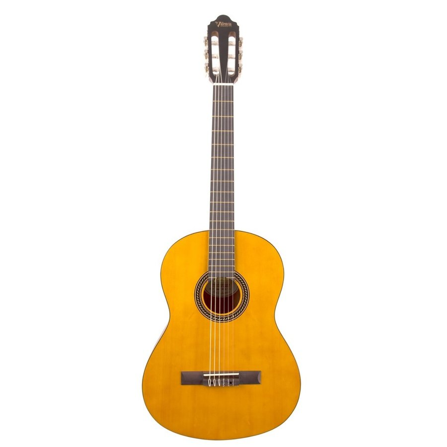 Valencia 代引き不可 VC204H クラシックギター 贈呈
