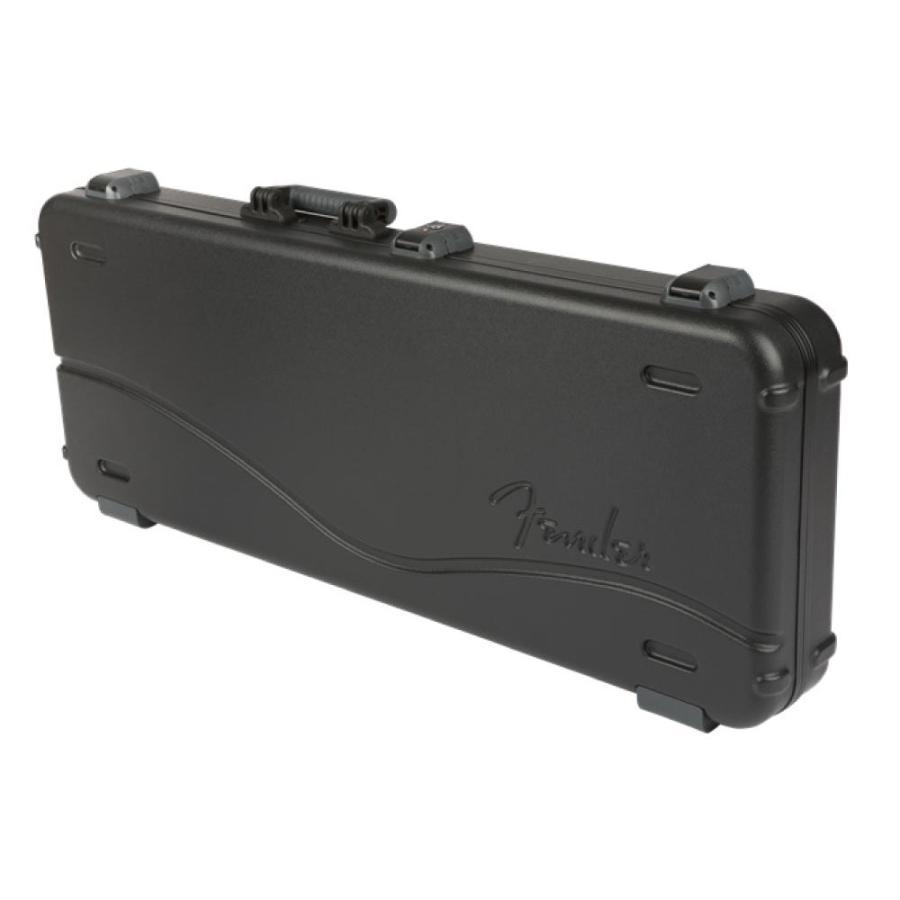 Fender Deluxe Molded Strat エレキギター用ハードケース 期間限定お試し価格 爆売りセール開催中 BK Tele Case