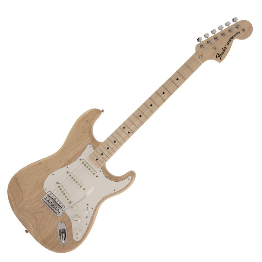 Fender Made in Japan Traditional 70s Stratocaster MN NAT エレキギター