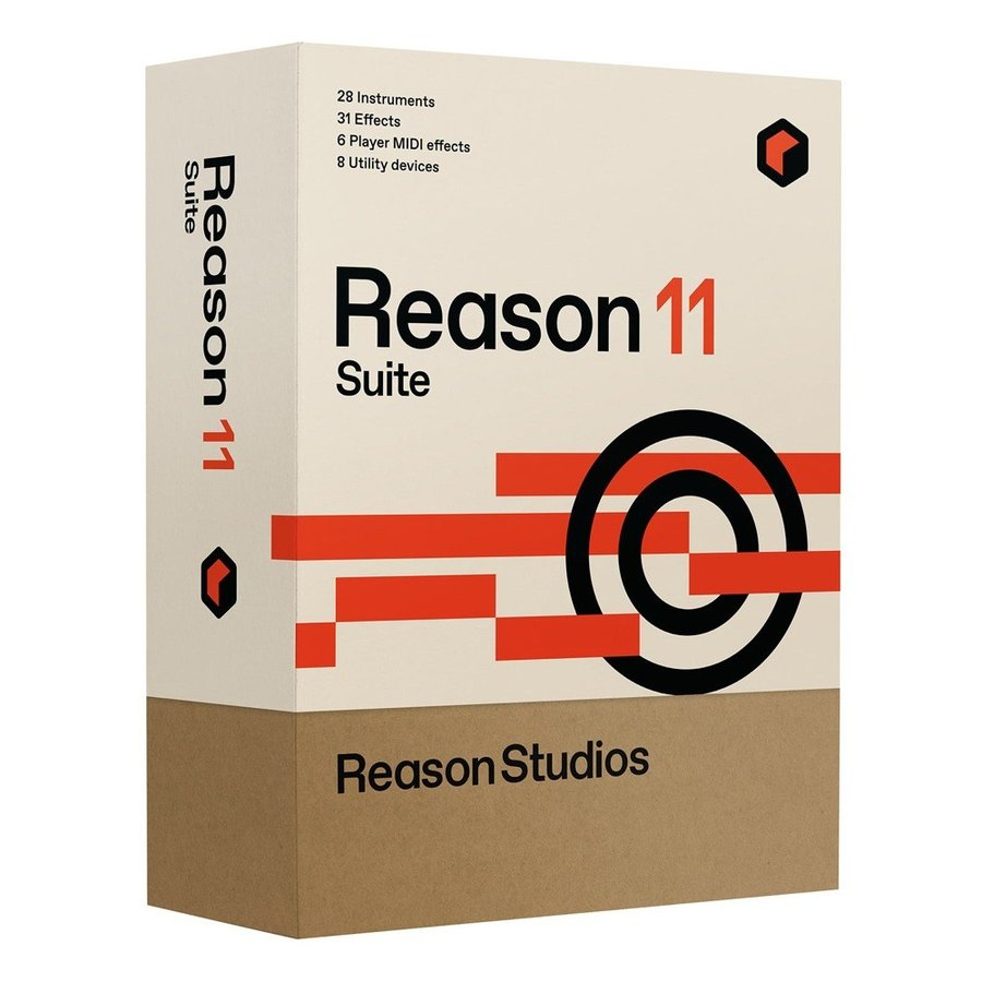 propellerhead REASON 11 upgade Suite プロペラヘッド リーズン ...