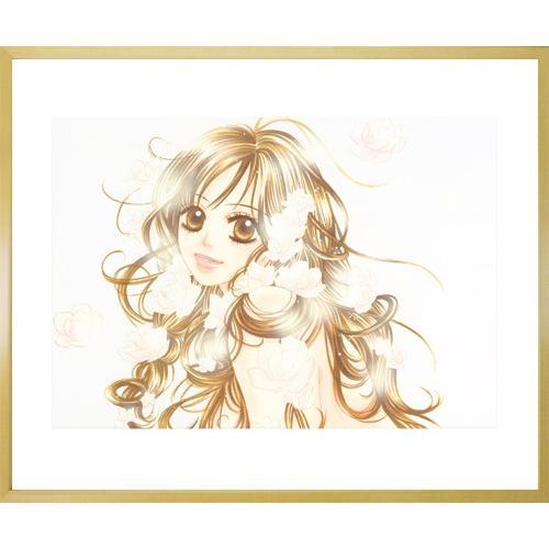宮坂香帆先生直筆サイン入り!超高画質複製原画「『彼』first love」2002年バージョン|ciao-shop