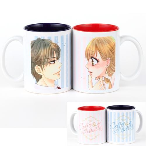 朱神宝先生「コーヒー&バニラ」引き出物風グッズセット ciao-shop 02