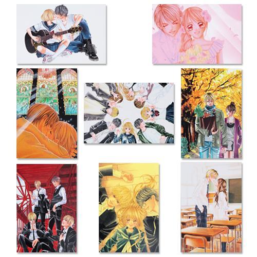 青木琴美20th原画展 ポストカード / 全8種 ciao-shop