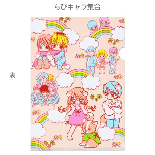 青木琴美20th原画展 クリアファイル / 全4種 ciao-shop 04
