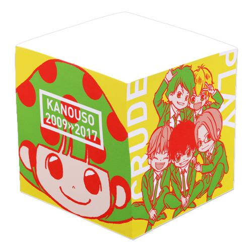 青木琴美20th原画展 ブロックメモ|ciao-shop