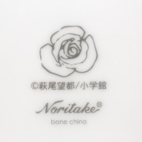 萩尾望都先生デビュー50周年記念 『ポーの一族』×Noritake コラボ特製プレートA<薔薇>|ciao-shop|03