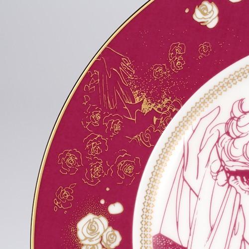 萩尾望都先生デビュー50周年記念 『ポーの一族』×Noritake コラボ特製プレートA<薔薇>|ciao-shop|05