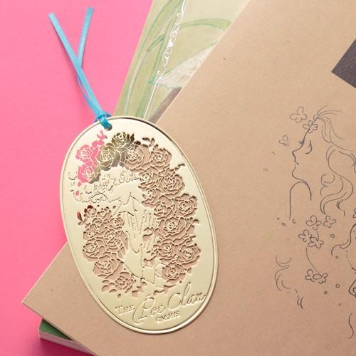萩尾望都先生デビュー50周年記念『ポーの一族』エッチングしおりA 《薔薇》|ciao-shop|03