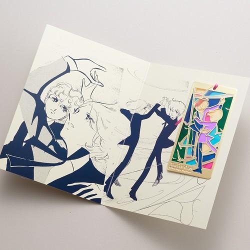 萩尾望都先生デビュー50周年記念『ポーの一族』ステンドグラス風しおりB《小鳥》|ciao-shop|02