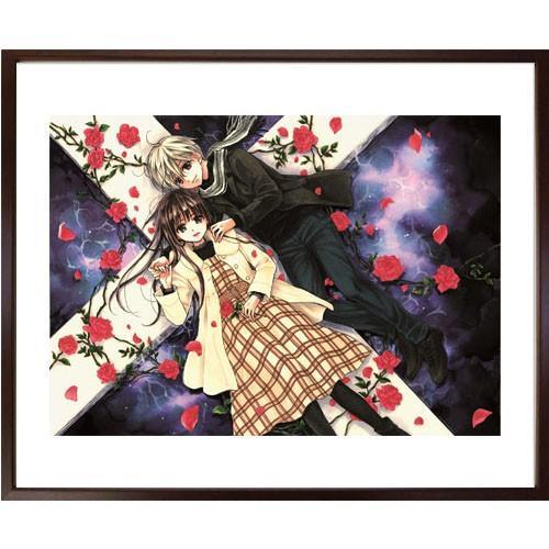 くまがい杏子先生直筆サイン入り超高画質複製原画プリマグラフィ!「チョコレート・ヴァンパイアC」(サイズ小)|ciao-shop
