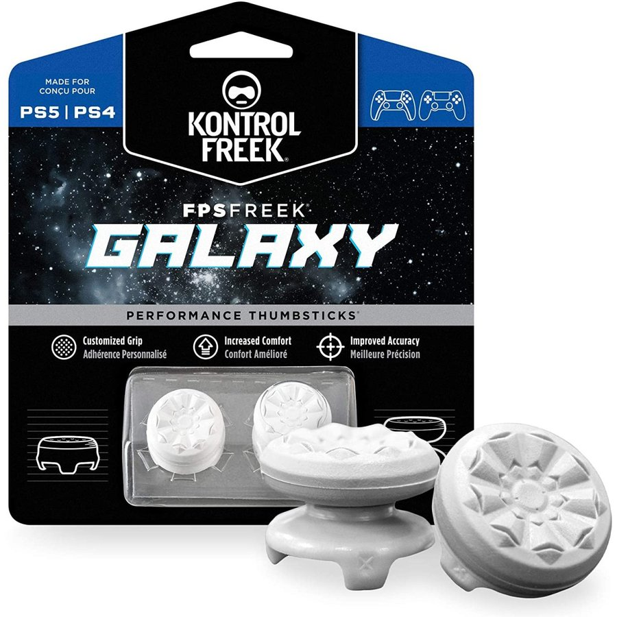 GALAXY フリーク ホワイト エイムアシスト PlayStation 4 全商品オープニング価格 5 Freek ◇限定Special Price PS4 FPS PS5 Controller Kontrol